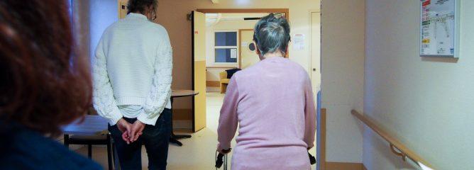 La mort en maison de retraite, un tabou ?